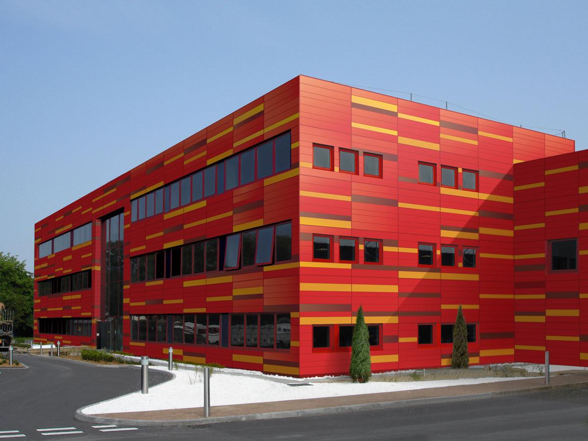 брендовый фасад - Office Factory - Брендовый фасад Вашего предприятия