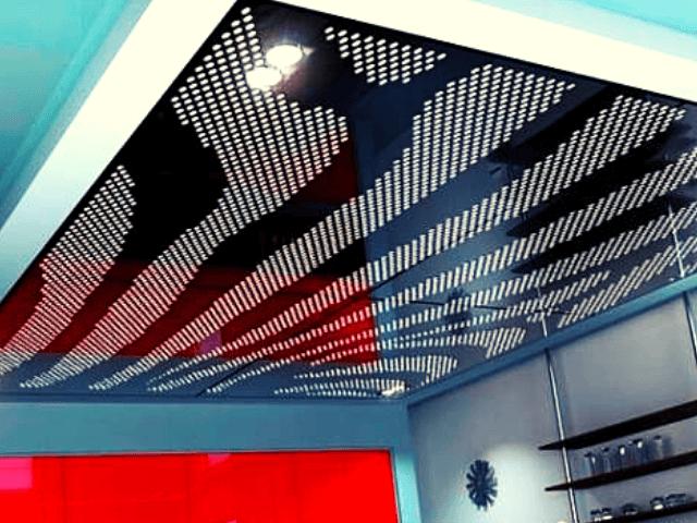 perforirovanа-іstelya перфорированные подвесные потолки - 104 1 - Потолки подвесные перфорированные кассетные и реечные