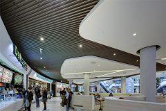 подвесной потолок в трц - 11 240x160 - Подвесные потолки в торгово-развлекательном центре