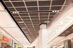подвесной потолок в трц - 15 240x160 - Подвесные потолки в торгово-развлекательном центре