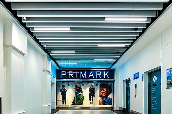 potolok-v-trc подвесной потолок в трц - 16 - Подвесные потолки в торгово-развлекательном центре