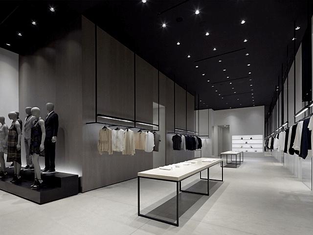 potolok-v-magazin подвесной потолок для магазина - 2 1 - Подвесные потолки для магазина