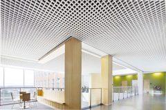 подвесной потолок в трц - 3 1 240x160 - Подвесные потолки в торгово-развлекательном центре