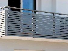 металлическое ограждение Жалюзи - 3 2 224x168 - Использование металлических ограждений для балконов и терас