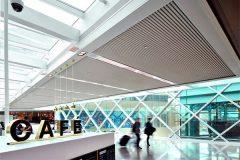 подвесной потолок в трц - 4 1 240x160 - Подвесные потолки в торгово-развлекательном центре