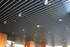 подвесной потолок в трц - 5 1 240x160 - Подвесные потолки в торгово-развлекательном центре