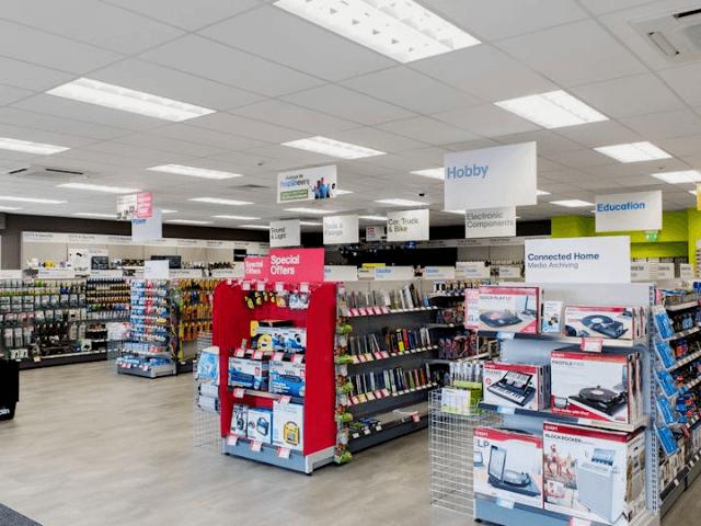 potolok-v-magazin подвесной потолок для магазина - 9 - Подвесные потолки для магазина