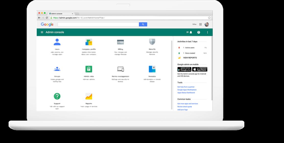 google-admin-gsuite