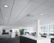 панель потолочная - suspended ceiling 12 766x600 214x168 - Потолочные панели: от стекла до металла