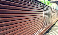 красивый забор - 12 2 240x144 - 40+ красивых идей Горизонтального забора