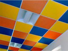 панель потолочная - 10 1 224x168 - Потолочные панели: от стекла до металла