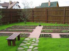 высокие грядки - 105 224x168 - Высокие грядки: оптимальное решение для Вашего огорода