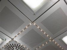 панель потолочная - 12 2 224x168 - Потолочные панели: от стекла до металла