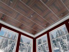 панель потолочная - 13 224x168 - Потолочные панели: от стекла до металла