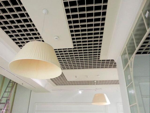 potolok-grilyato потолок грильято - 14 3 - «Грильято»: потолок, который не перепутаешь ни с каким другим