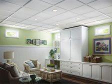 панель потолочная - 17 224x168 - Потолочные панели: от стекла до металла