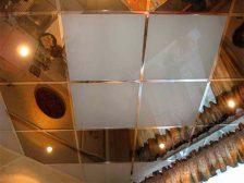 панель потолочная - 19 224x168 - Потолочные панели: от стекла до металла