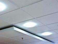 панель потолочная - 21 224x168 - Потолочные панели: от стекла до металла