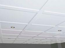 панель потолочная - 25 224x168 - Потолочные панели: от стекла до металла