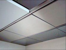 панель потолочная - 27 224x168 - Потолочные панели: от стекла до металла
