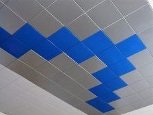 панель потолочная - 28 224x168 - Потолочные панели: от стекла до металла
