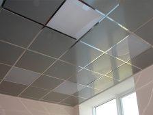панель потолочная - 3 1 224x168 - Потолочные панели: от стекла до металла