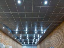панель потолочная - 33 224x168 - Потолочные панели: от стекла до металла