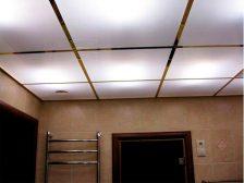 панель потолочная - 36 224x168 - Потолочные панели: от стекла до металла