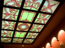 панель потолочная - 38 224x168 - Потолочные панели: от стекла до металла