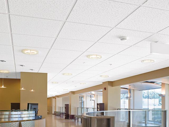 potolok-v-ofise-krasivye-foto потолок в офисе - 41 - 20 красивых решений отделки потолка для офиса