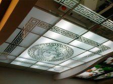 панель потолочная - 9 1 224x168 - Потолочные панели: от стекла до металла