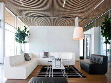 потолок в квартире - 1 224x168 - 15+ красивых идей отделки потолка в квартире и доме