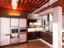 потолок в квартире - 12 224x168 - 15+ красивых идей отделки потолка в квартире и доме