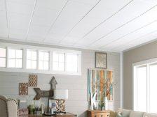 потолок в квартире - 16 224x168 - 15+ красивых идей отделки потолка в квартире и доме