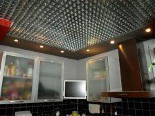 потолок в квартире - 3 224x168 - 15+ красивых идей отделки потолка в квартире и доме