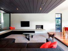 потолок в квартире - 6 224x168 - 15+ красивых идей отделки потолка в квартире и доме