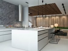 потолок в квартире - 7 224x168 - 15+ красивых идей отделки потолка в квартире и доме