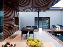 потолок в квартире - 9 224x168 - 15+ красивых идей отделки потолка в квартире и доме