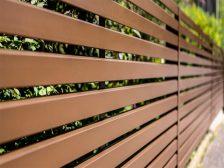 красивый забор - 11 224x168 - 40+ красивых идей Горизонтального забора