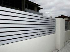 красивый забор - 12 224x168 - 40+ красивых идей Горизонтального забора