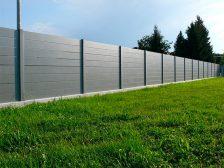 красивый забор - 5 224x168 - 40+ красивых идей Горизонтального забора