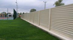 красивый забор - Zabor zhalyzi Standart Kievskaya obl 240x134 - 40+ красивых идей Горизонтального забора