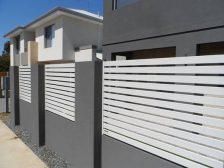 красивый забор - rancho 224x168 - 40+ красивых идей Горизонтального забора