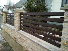забор - 20 1 240x180 - Виды  ограждений от Завода «Мехбуд»