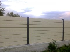 забор - 3 3 240x180 - Виды  ограждений от Завода «Мехбуд»
