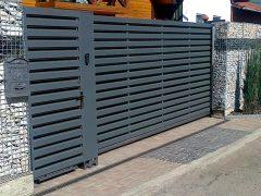 забор - 4 3 240x180 - Виды  ограждений от Завода «Мехбуд»
