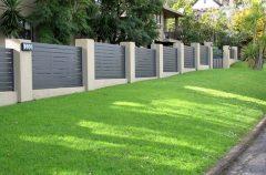паркан - 5 5 240x158 - Огородження й рослини: що посадити вздовж паркану?