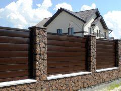 забор - 8 240x180 - Виды  ограждений от Завода «Мехбуд»
