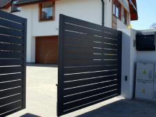 заполнение ворот и калиток - 5 224x168 - Новый взгляд на заполнение ворот и калиток