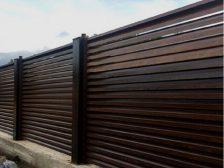 забор - 16 224x168 - Виды  ограждений от Завода «Мехбуд»
